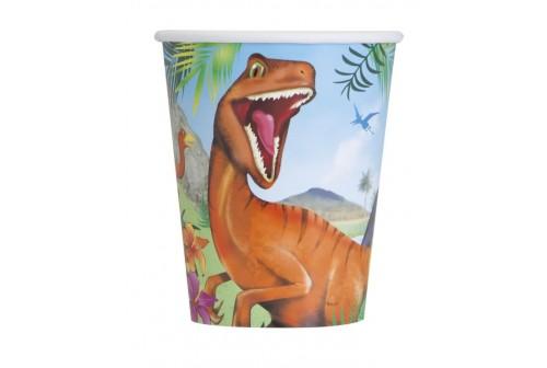 Gobelets Dinosaure