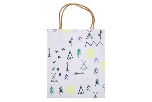 8 sacs de fête explorateur
