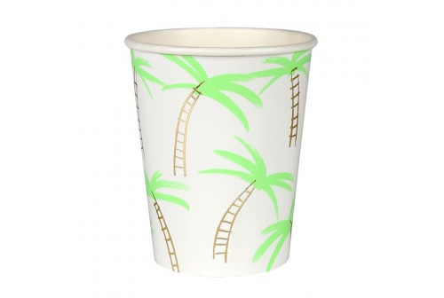 Gobelet palmier