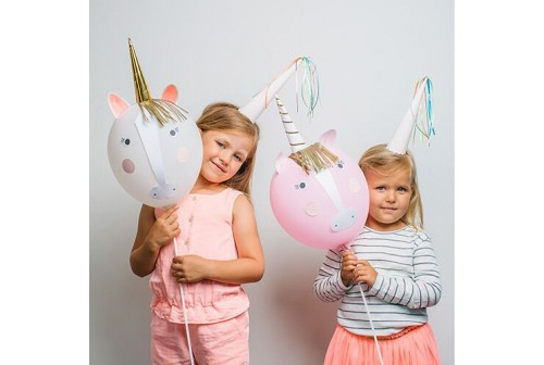 Kit ballons Licorne