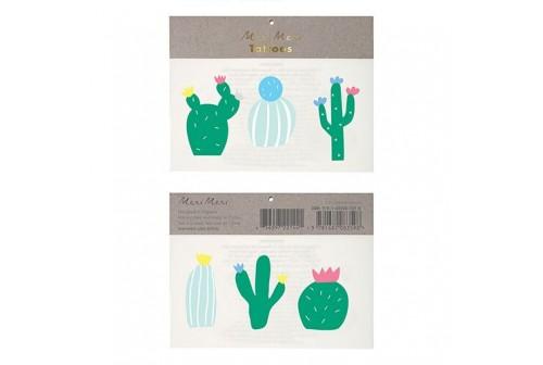 Tatouages Cactus