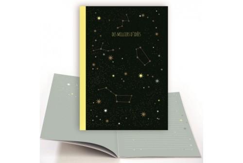 Cahier des milliers d'idées