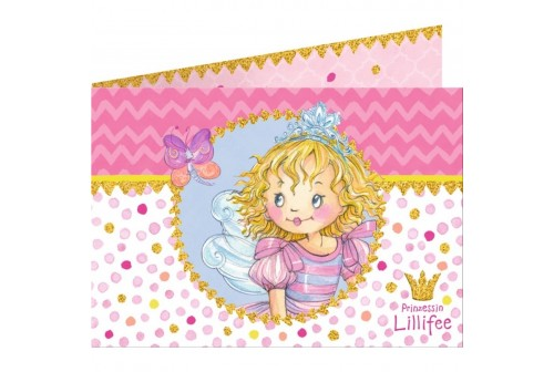 Invitation princesse Lillifee