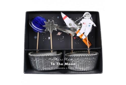 Set cupcake Espace