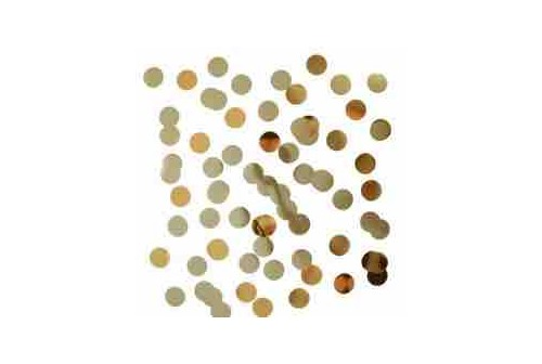 Confettis Mylar OR