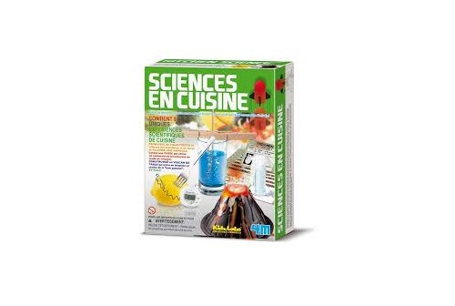Kit sciences en cuisine