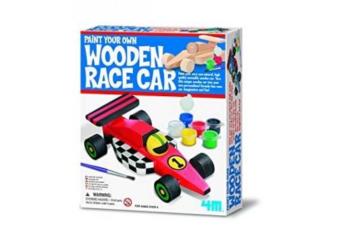 Kit créatif bolide de course