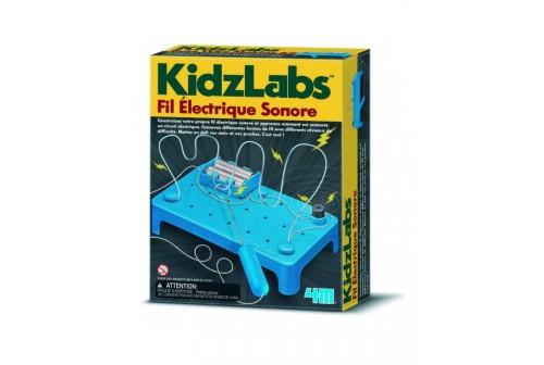 Kit Fil électrique sonore