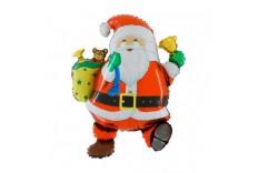Ballon Mylar Père Noël