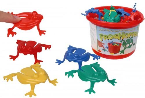 Jeu de saute grenouille