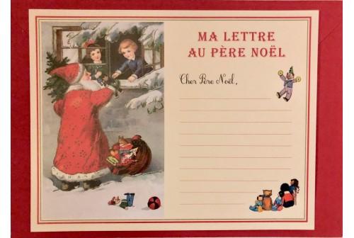 Lettre au père Noël n°2