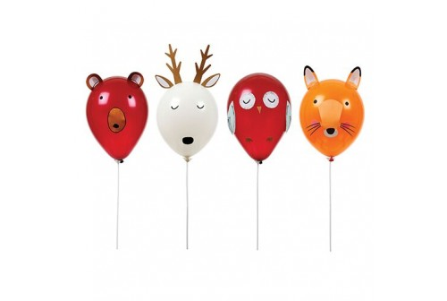 Kit ballons animaux