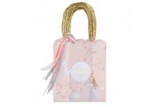 8 sacs de fête Princesse magique