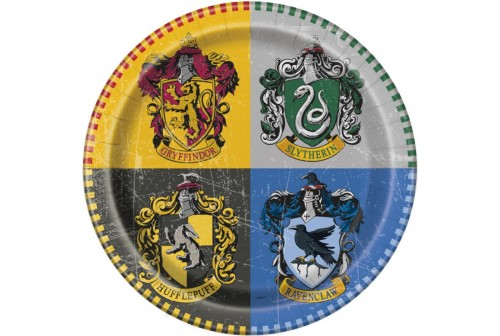 Assiette Harry Potter
