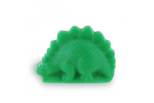 Savon dinosaure vert