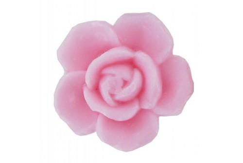 Savon fleur rose