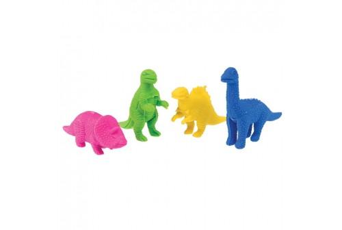 Mini gomme dinosaure