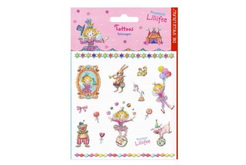 Tatouages Lillifee