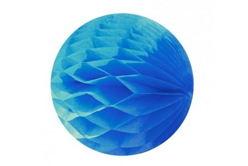 Set de 2 Boules alvéolées bleues