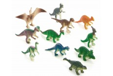 Mini-figurine dinosaure