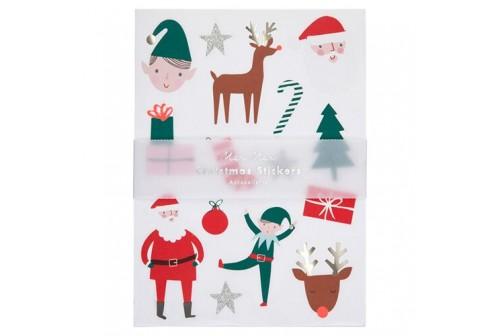 Stickers Noël Meri Meri