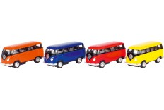 Bus Volkswagen métal rétro friction