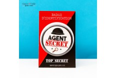 Badge Agent secret