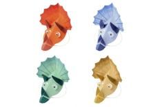 Chapeaux Tricératops