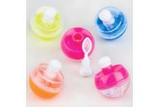 Toupie à bulles touchable