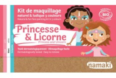 Kit de maquillage Princesse & Licorne