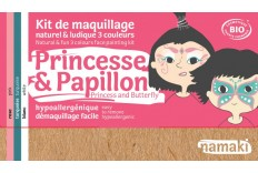 Kit de maquillage Fée & Papillon