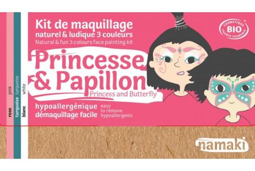 Kit de maquillage Fée & Papillon