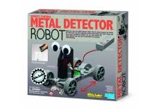 Kit robot détecteur de métal