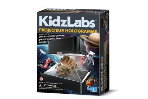 Kit projecteur hologramme