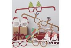 Lunettes festives Noël