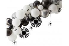 Guirlande de ballons Halloween