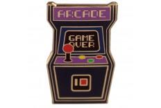 Pins Jeux d'arcade