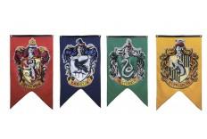 Bannières Maisons Harry potter