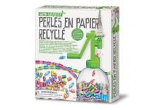 Kit de perles en papier recyclé