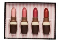 Rouges à lèvres en Chocolat