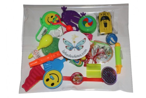 Set de jouets pinata