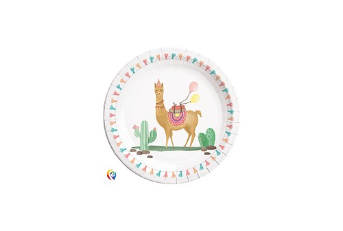 Kit anniversaire Lama
