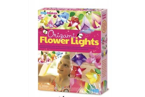 Kit guirlande lumineuse en origami