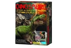 Kit Tiranosaure à déterrer 4M