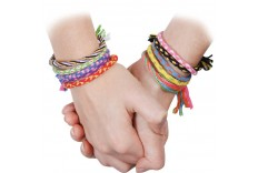 Kit bracelet de l'amitié x 10