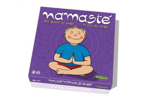 Jeu du Yoga Namaste