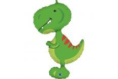 Ballon dino Tyranosaure XXL