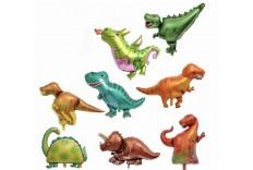 8 Ballons dinosaure