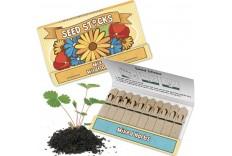 Herbier de graines à planter