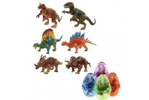 Puzzle 3D Dinosaure